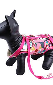 Pernas confortáveis adorável cão transportadora Estilo (padrão aleatório, SL)