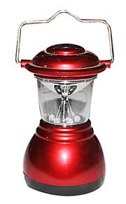 Lanterner & Telt Lamper 1 Tilstand Lumens Glidesikkert Greb Andre AAA Camping/Vandring/Grotte Udforskning-Andre,Rød Plastik
