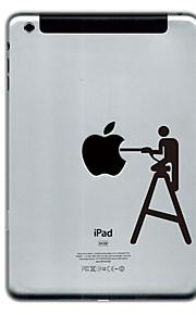 Person Design Protector Sticker for iPad Mini