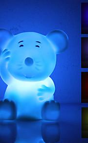 Luminária para Noite Ratinho Fofo (3xLR44)