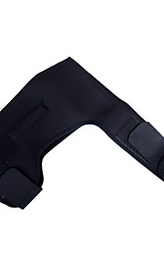 SBR and Nycon-jersey Magnet Therapy Shoulder Protection Gear Breathable Black(1PCS,Assorted Sizes)
