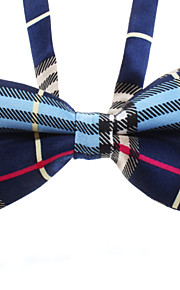 Dog / Cat Tie Black / Blue Spring/Fall Wedding