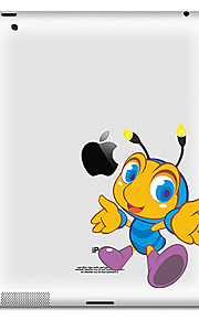 Honeybee Pattern Protective Sticker for iPad 1, iPad 2 ,iPad 3 and The New iPad