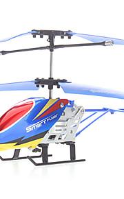2 canais helicóptero de controle remoto com iphone4 remoto estilo (4 botão ser incluídos)
