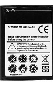 2600mAh Vervangen Li-ion batterij voor Samsung Galaxy Note/I9220/GT-7000 (3,7 V)