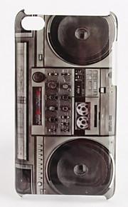 Custodia stile Radio per iPod Touch 4
