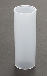 18.650-26.650 Batteri Converter Case Sleeve - Hvid