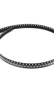 100x0805SMD Grønn LED Emitters Strip (3,0-3.2V)