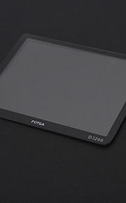 JYC Disco Scratch Resistant protetor de tela para Nikon D3200 Camera Tela LCD (transparente)