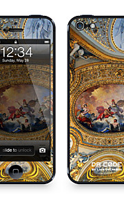 "Da Code ™ Skin voor iPhone 5/5S: ""Louvre Interior"" (Masterpieces Series)"