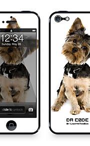 """Da Code ™ Skin voor iPhone 4/4S: """"Yorkshire Terrier"""" (Animals Series)"""