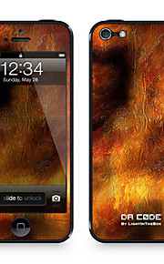 "Codice Da ™ Pelle per iPhone 4/4S: ""Beautiful Pattern"" (Abstract Series)"