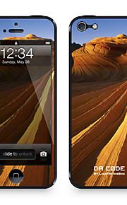 """Da Code ™ Skin voor iPhone 5/5S: """"Arizona Landschap"""" (Nature Series)"""