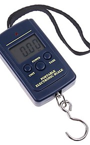 20g-40Kg Digital Hanging Luggage Fishing Weight Scale
