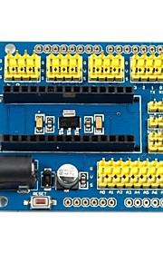 Multifunctional Nano UNO Expansion Board for (For Arduino) Duemilanove 2009 / UNO R1
