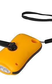 Iluminação Lanternas LED LED 20 Lumens Modo - Campismo / Escursão / Espeleologismo Uso Diário Pesca Viajar Trabalhar Montanhismo Plástico
