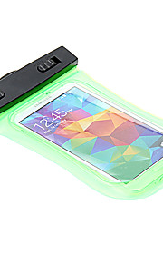 Preto Waterproof Case Bag + Clear LCD Protector + Cabo para i9300 Samsung Galaxy S3