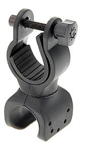 SingFire SF00C2 360 graus de rotação Lanterna LED Torch Ciclismo aperto Monte bicicleta Clamp - Preto