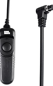 PIXEL RC-201/N3 Cabo obturador Controle Remoto para Canon EOS 7D 5D 1E 6D 50D 40D 30D 20D 10D