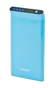 Vodasion® 4800mAh Portable Business Power Bank True Capacity External Battery for Mobile Devices