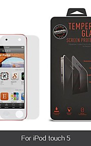 Angibabe Premium Real Helder gehard glas Screen Protector Gehard Protective Film voor iPod Touch 5