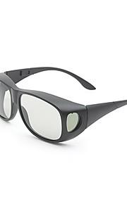 M&K Polarized Light Patterned Retarder Thicken 3D Glasses for Cinema 3D TV