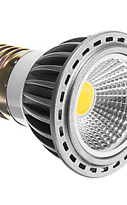 e26 / e27 3 w cob 220-250 lmcool / varme hvite spotlights ac 100-240 v