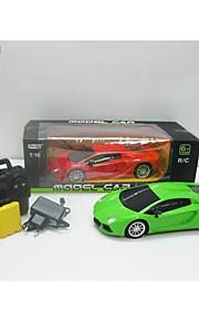 1:16 Simulering RC bil med lys