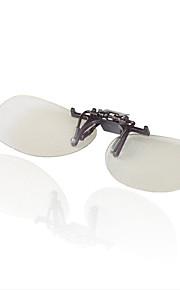 Le-Vision Polarized Light Patterned Retarder 3D Glasses for Cinema and TV