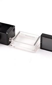 GoPro tilbehør LCD displayskærm / glat Frame / Tasker / Opsætning / Tilbehør KitFor-Action Kamera,Gopro Hero 2 / Gopro Hero 3 / Gopro