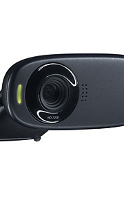 Logitech C310 HD-webcam met microfoon