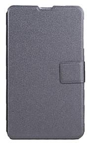 mode pu vouwen folio beschermhoes dekking voor Vido / Yuandao n70 3g tablet met screen protector