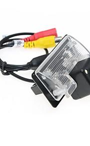 RenEPai® 170° HD Waterproof Night Vision Car Rear View Camera for New Teana 420 TV Lines NTSC / PAL - 4 LED