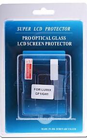 protetor de tela LCD profissional de vidro óptico especial para Lumix GF1 câmera DSLR / GH1