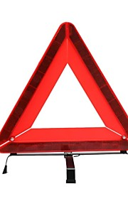 AirOne Roadside Reflective Triangle Warning Hazard Sign Safety Car Alarms Emergency