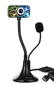 diyiyan K7 12 Megapixel-Webcam mit integriertem Mikrofon