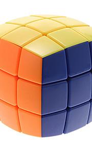 ele shu novo stickerless tipo pão cubo mágico 3x3x3 suave