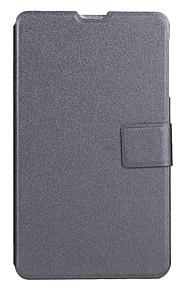 beschermende pu lederen harde full body case voor de vido n70 3g 2-kleuren