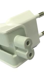 muro ac staccabile testa della spina eu per ipad caricabatterie / adattatore di alimentazione iphone5