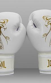King Cobra Leather Full Finger Wearable Boxing Gloves (Average Size)