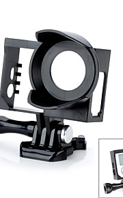 Vina® 360' Rotary Professional Anti-overexposure Frame Case Holder With Screw For GoPro Hero3+ /4