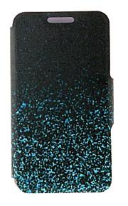 용 노키아 케이스 카드 홀더 / 플립 케이스 풀 바디 케이스 컬러 그라데이션 하드 인조 가죽 Nokia Nokia Lumia 625