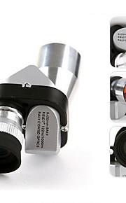 8x 20 milímetros mini-telescópio lente óptica com alça de transporte e bolsa