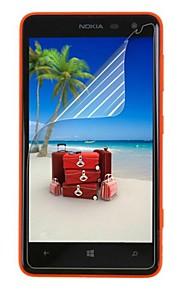 Protector de pantalla de alta definición profesional con paño de limpieza para Nokia 625