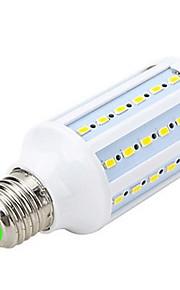 12W E26/E27 LED-spotpærer / LED-globepærer / LED-kornpærer T 60 SMD 5730 1000-1200 lm Varm hvit AC 220-240 V