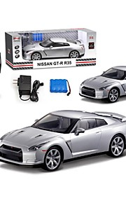 MJX toys Electric Remote control car VED 1:14 GT-R R35 rc car large drift radio control RC sports car Inc.Battery