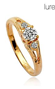 lureme®hearts og pile diamantring