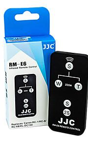remoto do obturador infravermelho JJC rm-e6 para canon 700d 600d 650D 5D2 5D3 60d 70d 7d 6d