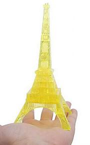 børns uddannelsesmæssige legetøj Eiffeltårnet DIY 3d tredimensionale krystal puslespil