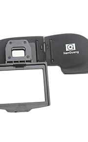 Nanguang cn-2n700 câmera lcd binocular-fixação sombra